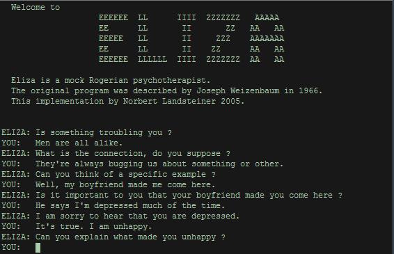 code Eliza